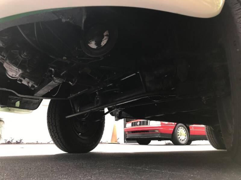 1974 Volkswagen Vanagon Deluxe Samba - Boca Raton FL