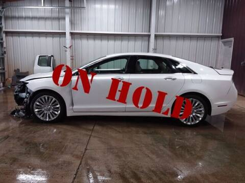 2016 Lincoln MKZ for sale at East Coast Auto Source Inc. in Bedford VA