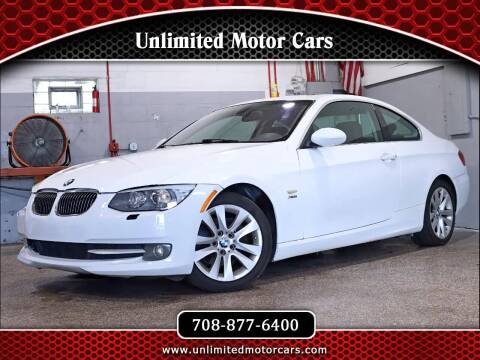 2011 BMW 3 Series for sale at Unlimited Motor Cars in Bridgeview IL