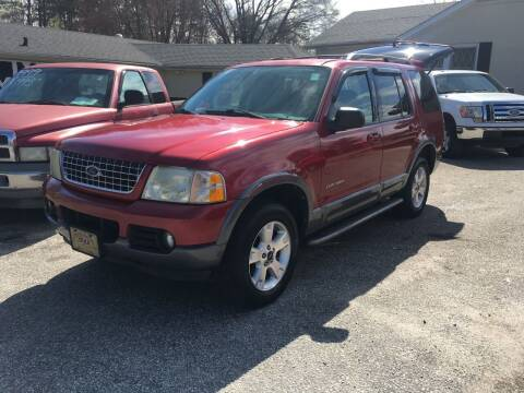 2004 Ford Explorer for sale at Mama's Motors in Greer SC
