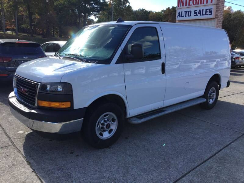 2019 GMC Savana Cargo for sale at Integrity Auto Sales in Dickson TN