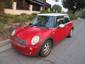 2005 MINI Cooper Hardtop for sale at Inspec Auto in San Jose CA