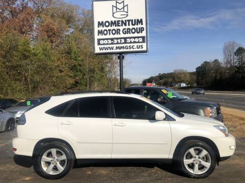 2007 Lexus RX 350 for sale at Momentum Motor Group in Lancaster SC