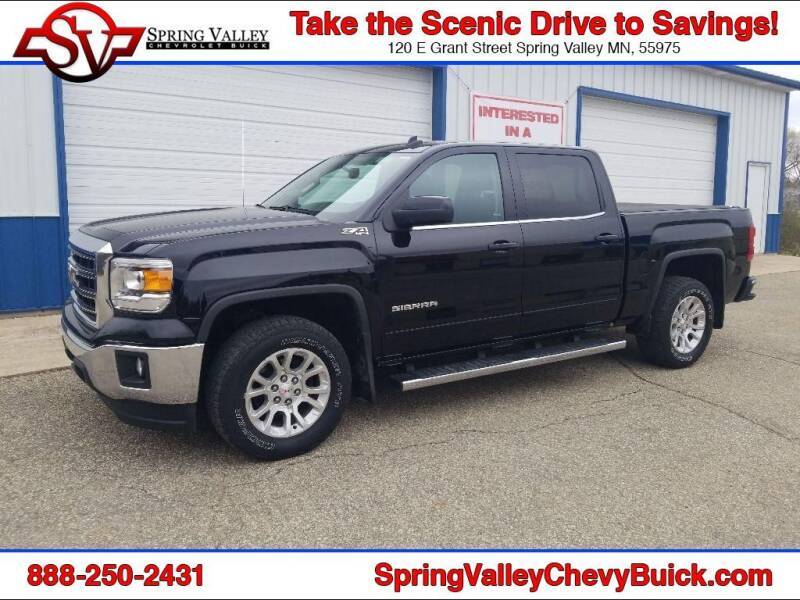 2014 GMC Sierra 1500 for sale at Spring Valley Chevrolet Buick in Spring Valley MN