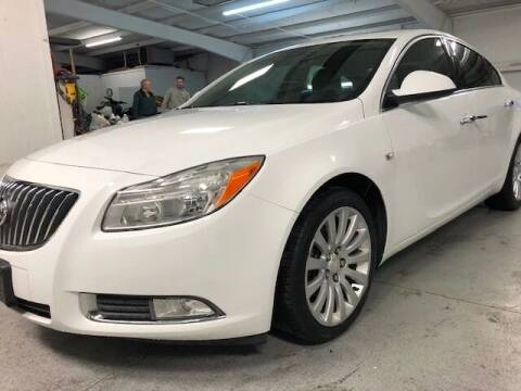 2011 Buick Regal for sale at Stikeleather Auto Sales in Taylorsville NC