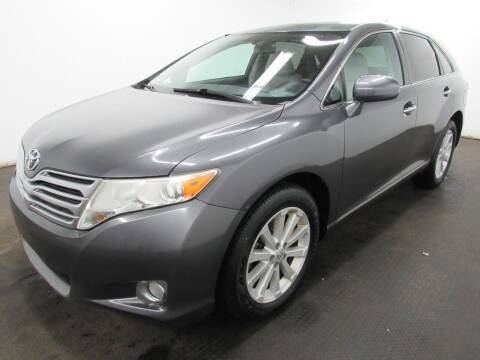 2012 Toyota Venza for sale at Automotive Connection in Fairfield OH