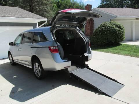 2011 Honda Odyssey for sale at Earley Enterprises in Overland Park KS
