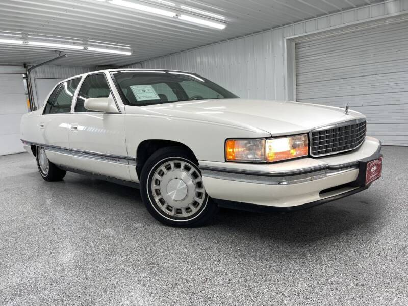 1996 Cadillac DeVille for sale at Hi-Way Auto Sales in Pease MN