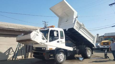 1997 GMC T7500 for sale at Vehicle Center in Rosemead CA