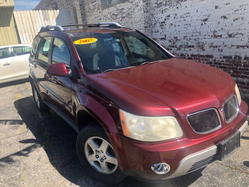 2007 Pontiac Torrent for sale at Some Auto Sales in Hammond IN