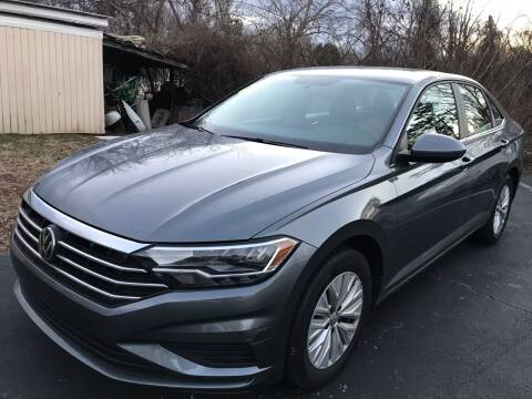2019 Volkswagen Jetta for sale at Scotty's Auto Sales, Inc. in Elkin NC