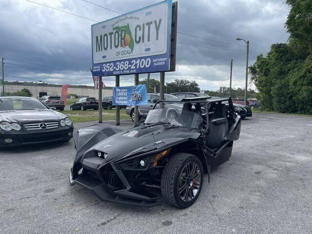 2017 Polaris Slingshot for sale in Ocala, FL