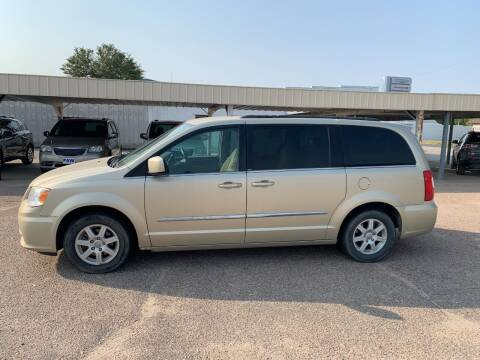 2011 Chrysler Town and Country for sale at Faw Motor Co - Faws Garage Inc. in Arapahoe NE