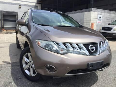 2010 Nissan Murano for sale at Illinois Auto Sales in Paterson NJ