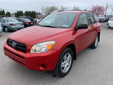2006 Toyota RAV4 for sale at Sam's Auto in Akron PA