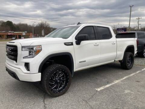 2020 GMC Sierra 1500 for sale at Impex Auto Sales in Greensboro NC