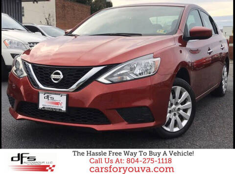2017 Nissan Sentra for sale at DFS Auto Group of Richmond in Richmond VA
