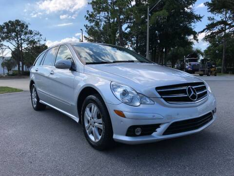 2009 Mercedes-Benz R-Class for sale at Global Auto Exchange in Longwood FL