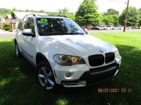 2008 BMW X5 for sale at Euro Asian Cars in Knoxville TN