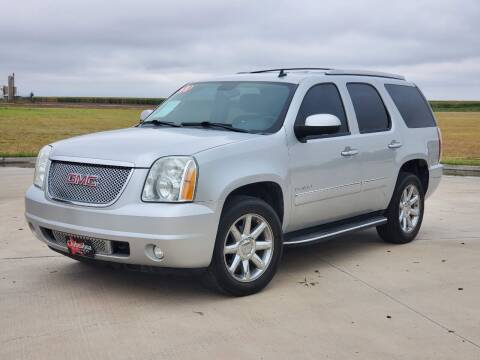 2013 GMC Yukon for sale at Chihuahua Auto Sales in Perryton TX