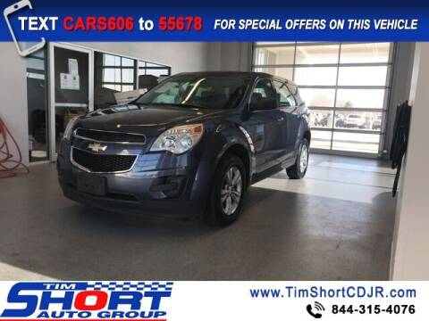 2014 Chevrolet Equinox for sale at Tim Short Chrysler in Morehead KY