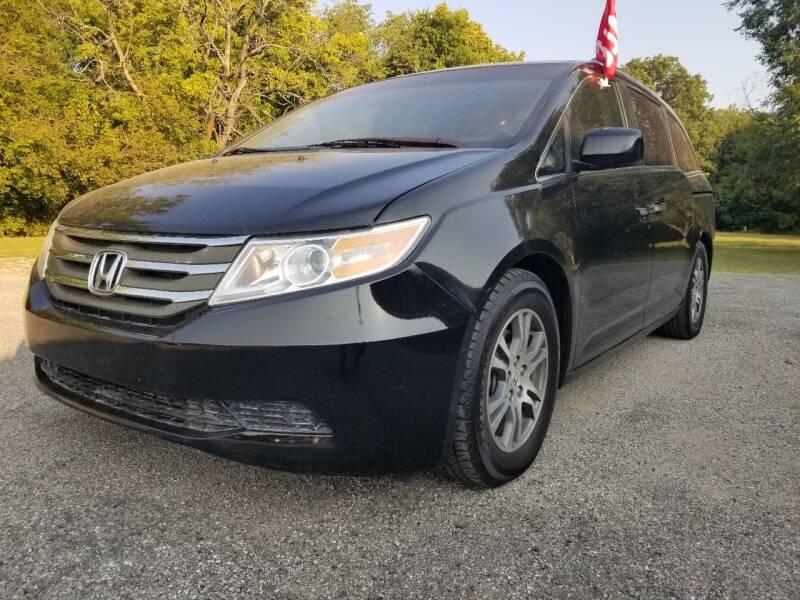 2011 Honda Odyssey for sale at Empire Auto Remarketing in Shawnee OK