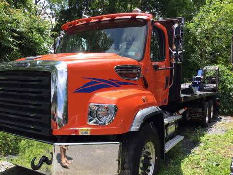 2014 Peterbilt 348 for sale at Last Frontier Inc in Blairstown NJ