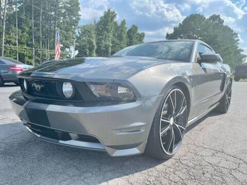 2010 Ford Mustang for sale at Airbase Auto Sales in Cabot AR