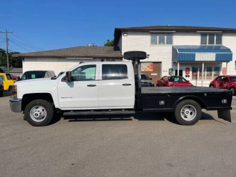 2017 Chevrolet Silverado 3500HD CC for sale at Twin City Motors in Grand Forks ND