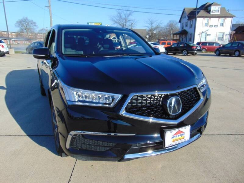 2017 Acura MDX for sale at Auto House Superstore in Terre Haute IN