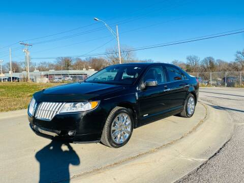 2012 Lincoln MKZ Hybrid for sale at Xtreme Auto Mart LLC in Kansas City MO
