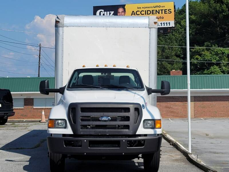 2013 Ford F-750 Super Duty for sale in Conyers, GA