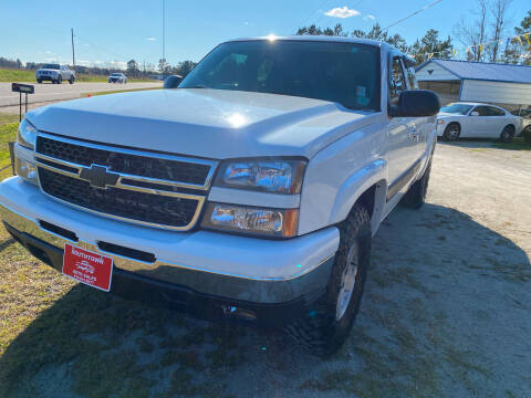 2006 Chevrolet Silverado 1500 for sale at Southtown Auto Sales in Whiteville NC