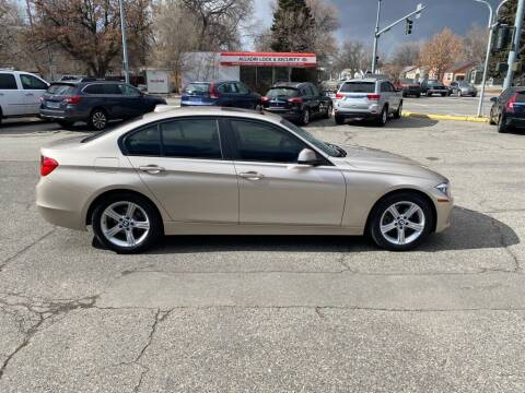 2015 BMW 3 Series for sale at Auto Outlet in Billings MT