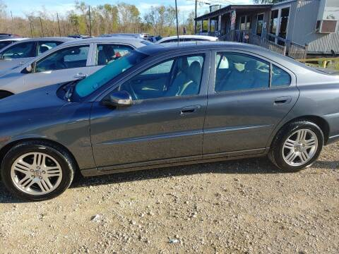 2008 Volvo S60 for sale at Finish Line Auto LLC in Luling LA