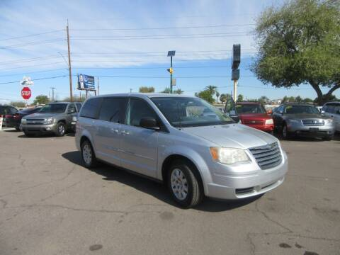 2009 Chrysler Town and Country for sale at Valley Auto Center in Phoenix AZ