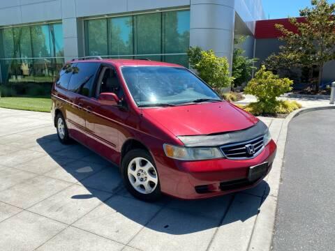 2003 Honda Odyssey for sale at Top Motors in San Jose CA