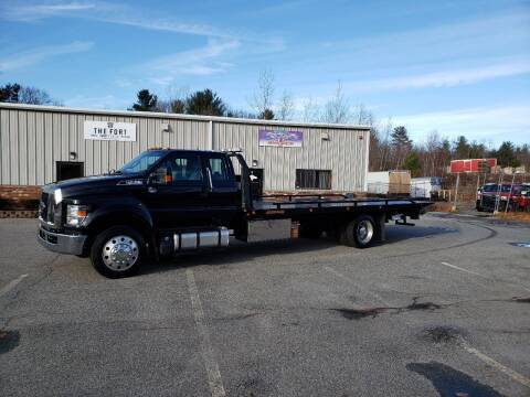 2017 Ford F-750 Super Duty for sale at GRS Auto Sales and GRS Recovery in Hampstead NH