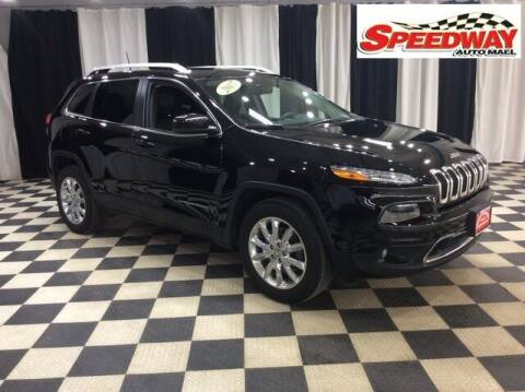 2017 Jeep Cherokee for sale at SPEEDWAY AUTO MALL INC in Machesney Park IL