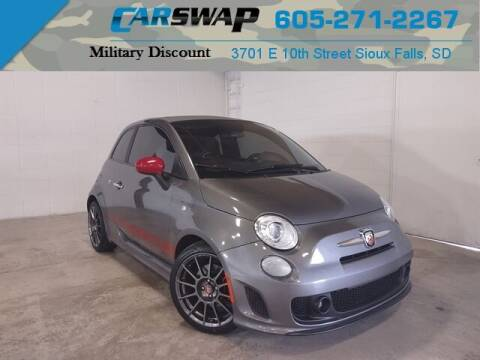 2013 FIAT 500c for sale at CarSwap in Sioux Falls SD