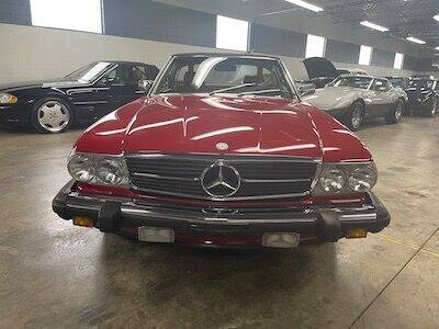 1987 Mercedes-Benz 560-Class for sale at MICHAEL'S AUTO SALES in Mount Clemens MI