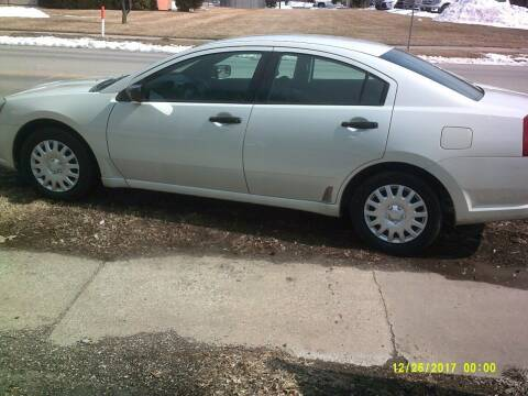 2006 Mitsubishi Galant for sale at D & D Auto Sales in Topeka KS