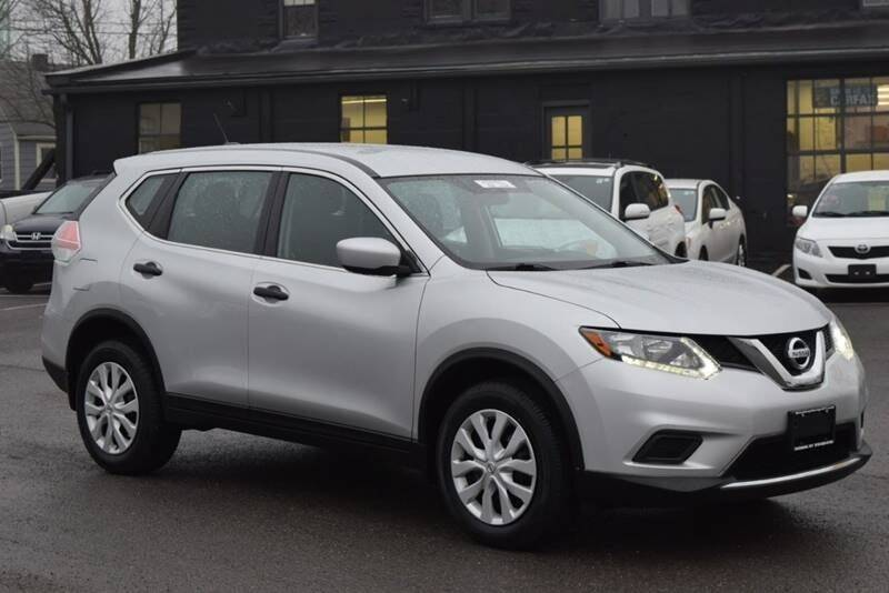 2016 Nissan Rogue for sale at Broadway Motor Car Inc. in Rensselaer NY