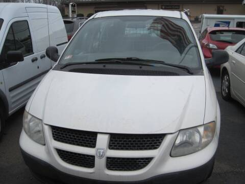 2003 Dodge Caravan for sale at Zinks Automotive Sales and Service - Zinks Auto Sales and Service in Cranston RI