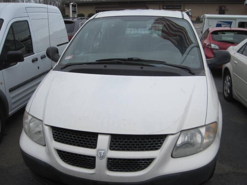 2003 Dodge Caravan for sale at Zinks Automotive Sales and Service - Zinks Auto Sales and Service in Cranston RI