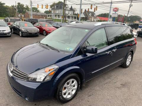 2008 Nissan Quest for sale at Masic Motors, Inc. in Harrisburg PA