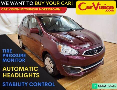 2017 Mitsubishi Mirage for sale at Car Vision Mitsubishi Norristown in Trooper PA