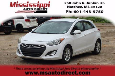 2013 Hyundai Elantra GT for sale at Auto Group South - Mississippi Auto Direct in Natchez MS