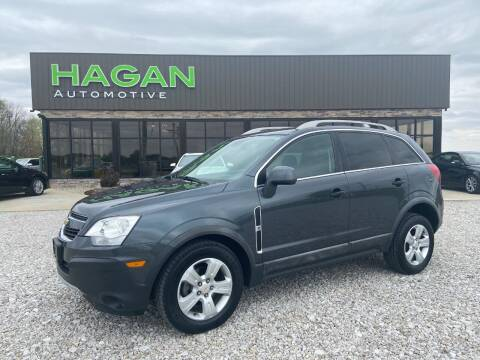 2013 Chevrolet Captiva Sport for sale at Hagan Automotive in Chatham IL