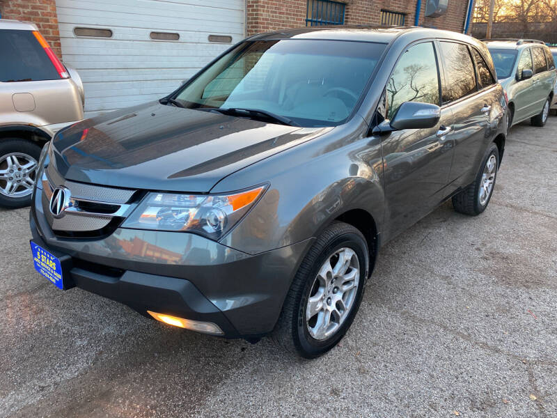 2007 Acura MDX for sale at 5 Stars Auto Service and Sales in Chicago IL